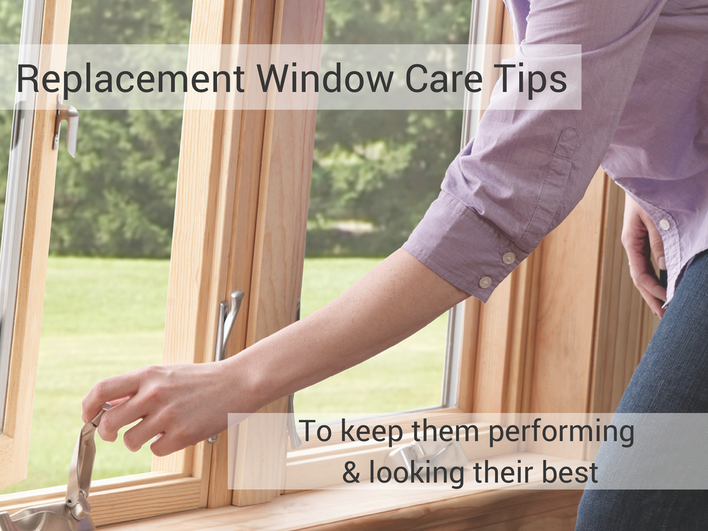 replacement-window-care-tips