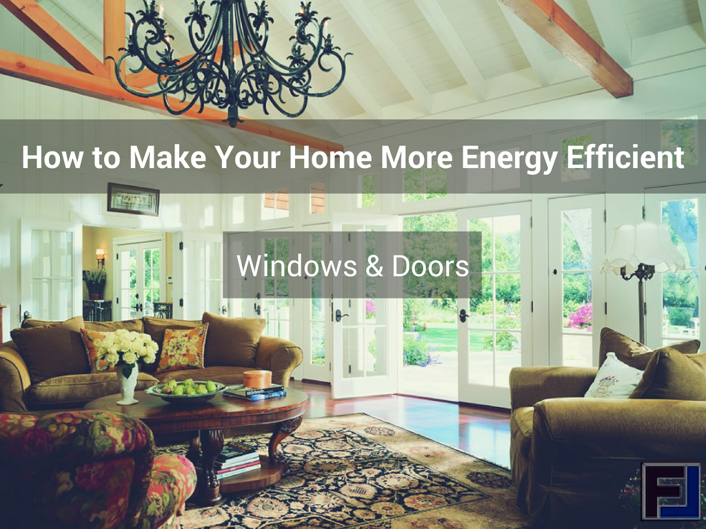 How can i make my home more energy efficient home design for What makes a window energy efficient